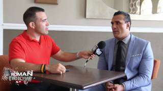 Combate Americas President Alberto El Patron spoke to The Roman Show to promote the upcoming event taking place July 27, 2017 in Miami, FL at the Mana Wynwood Convention Center. He also gave his opinion about Conor McGregor vs Floyd Mayweather, passing the torch to Pentagon, and having his father Dos Caras on his corner.