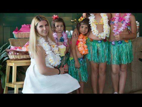 Festa a tema: Hawaiian Party a basso costo | Alice