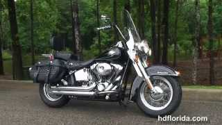 9. Used 2009 Harley Davidson Heritage Softail Classic Motorcycles for sale  - Orlando, FL