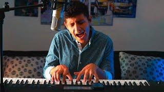Esta es una cancion con una letra que inspira amor y felicidad, pero con una melodia triste del compositor José Vasquez, para todos ustedes les traigo este cover vallenato, hago la grabación con un teclado korg krome, con los programas de piano y strings, espero les guste mi version suscribete al canal.
