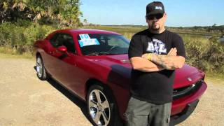 Autoline's 2010 Dodge Challenger Walk Around Review Test Drive