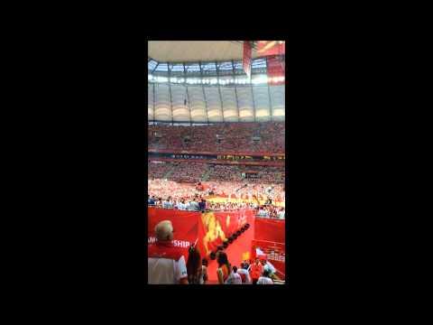 Чемпионат мира по волейболу сентябрь 2014 в Польше часть 2