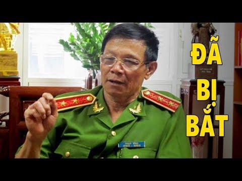 Nguyễn Tấn Dũng cùng Trần Đại Quang SỐT VÓ khi tướng Phan Văn Vĩnh bị bắt