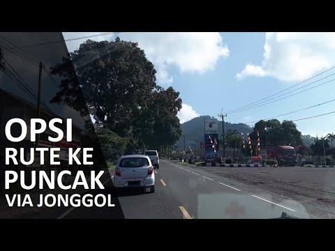 Rute ke Puncak Via Jonggol : Review Lengkap Bekasi-Cipanas via Jonggol & Cianjur, Opsi Saat Macet