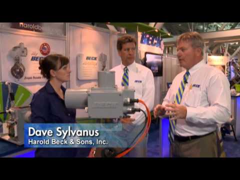 American Made Actuator Technology (AWWA/ACE14 Booth Interview)