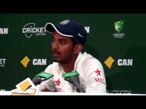 Download Lokesh Rahul Press Conference after his maiden test 100 in SYDNEY HD Mp4 3GP Video and MP3