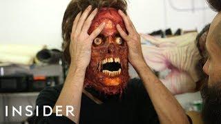 Behind The Scenes Of Halloween Horror Nights At Universal Studios