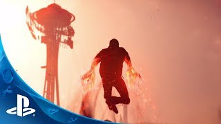 inFAMOUS Second Son -- Official Gameplay Spot
