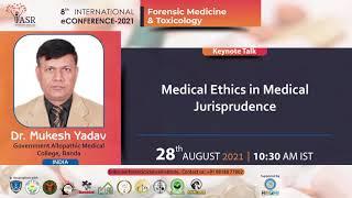 Medical Ethics in Medical Jurisprudence