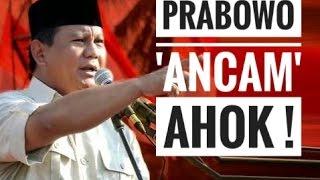 Video TAK TERDUGA! PRABOWO 'ANC4M' AHOK, BEGINI ALASANNYA.. MP3, 3GP, MP4, WEBM, AVI, FLV April 2017