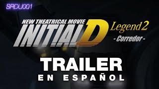 New Initial D the Movie: Legend 2 - Corredor - Trailer sub en Español