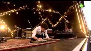 John Mayer - Gravity Guitar solo (Pinkpop 2010)