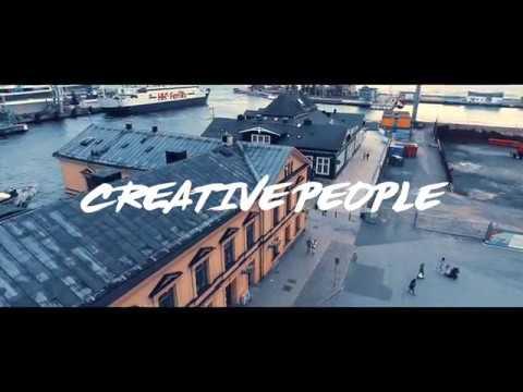 Creative People - Helsingborg nu händer det Grejer! (видео)