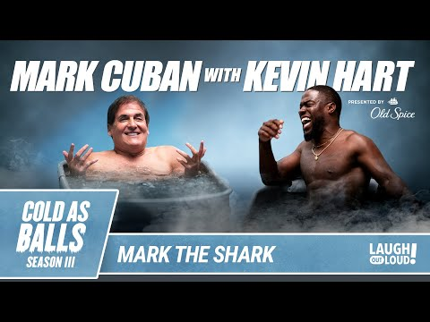 Mark Cuban Brings a Shark Tank to the Cold Tub  Cold as Balls Season 3  Laugh Out Loud Network