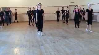 Dance of the Abkhazian diaspora-Abkhazia Ensemble Caucasus