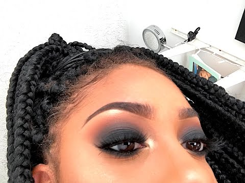 How To: Smokey Eye + TIPS ON BLENDING | FaceOverMatter