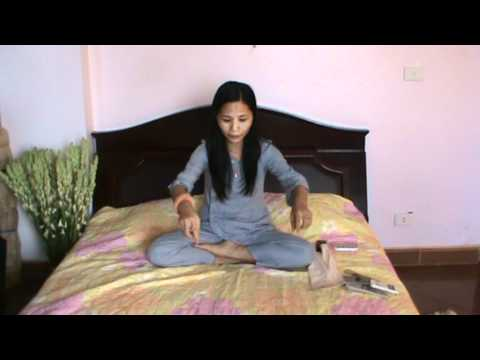 cô Vũ Thị Hoà tìm mộ tại Nam Định   12/5/2012 ep1