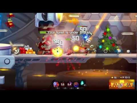 Awesomenauts Showcase: Vinnie & Spike