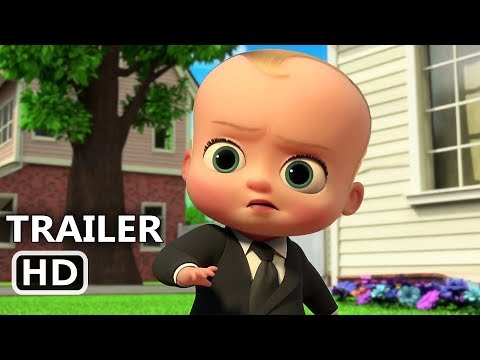 THE BOSS BABY Back in Business Official Trailer (2018) Netflix Animated Series HD