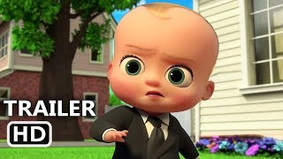 Video THE BOSS BABY Back in Business Official Trailer (2018) Netflix Animated Series HD MP3, 3GP, MP4, WEBM, AVI, FLV Maret 2018