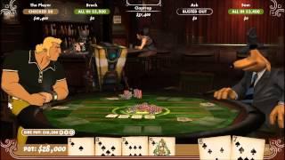 Poker Night 2 Gameplay PC HD