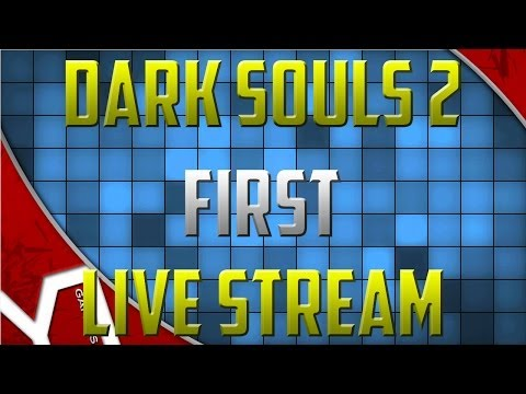 STREAM - I am doing a first hour live stream of Dark Souls 2. This is indeed before the game is released publicly. Feel free to comment and chat with me during the show!