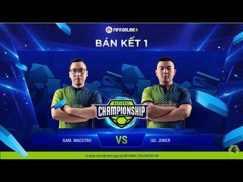 Trận Bán kết 1 - GAM Maestro vs QG Joker [NC2019S1 - 17.03.2019] - Thời lượng: 35 phút.