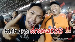 Video #NontonBola | MENANG DRAMATISSS !! (AFC Cup 2018 : Persija Jakarta vs Song Lam Nghe An FC) MP3, 3GP, MP4, WEBM, AVI, FLV Juli 2018
