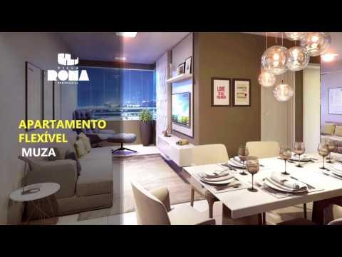 Villa Roma com Plantas Flexíveis