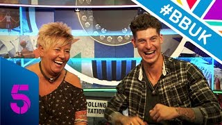 In what could be the most awkward interview ever, Ellie's mum spills the beans and gives Sam a grilling!