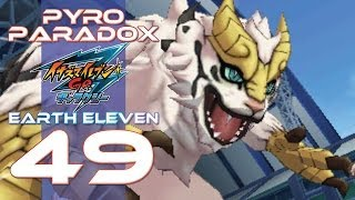 Inazuma Eleven Go 3 Galaxy Pyro Paradox Episode 49