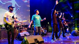Download Lagu SHAGGY DOG Ft NDX AKA - AMBILKAN GELAS ( ARTJOG 2017 ) Mp3