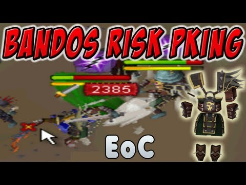 high risk - Runescape high risk eoc bandos pking commentary 2013. Gosh ive never been so nervous while making a pking commentary until I made this one. Bandos risk pking...