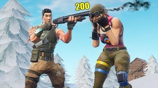 The Most Toxic Kids in Fortnite get Instant Karma (dad comes on the mic)