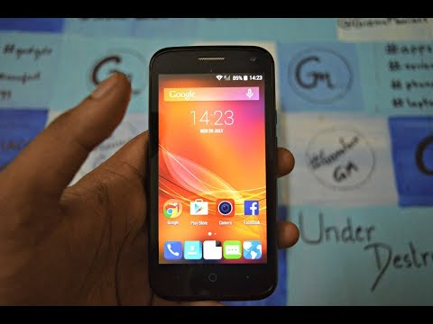 Complete Review ZTE Blade Qlux