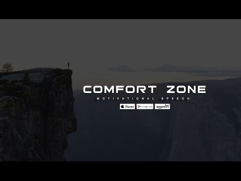 COMFORT ZONE - Powerful Motivational Speech
