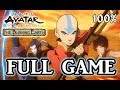 Avatar The Last Airbender: Burning Earth Full Game Long