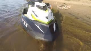 1. Sea Doo GTI SE 155 Review