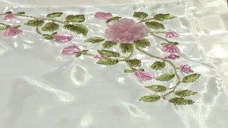 غطاء طاولة / قسطبينة / زينب زيزي / Samira TV
