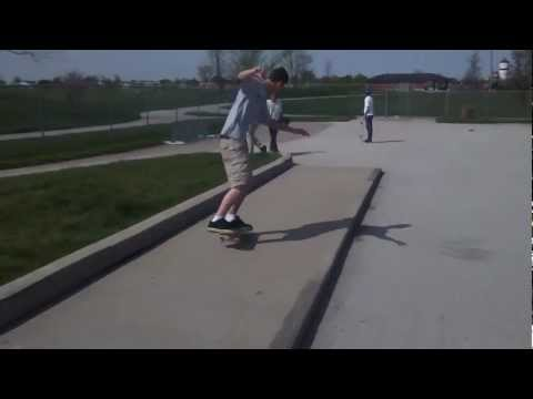 Grimes and Crossroads Skatepark
