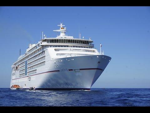 Boombranche Kreuzfahrt - Fünf Sterne auf See (Doku in HD)