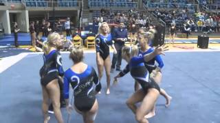 2013 WVU Gymnastics Highlights