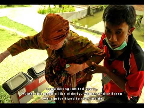 YAKKUM Emergency Unit - Disaster Oasis (Erupsi Merapi)