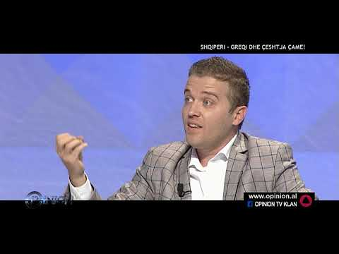 Opinion - Shqiperi-Greqi dhe ceshtja Came! (31 tetor 2016)