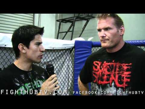 Josh Barnett talks StrikeForce says everything confidential and Tim Sylvia prowrestling match