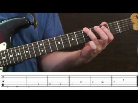Understanding the Natural Minor Scale…