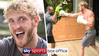 'I WANT TO BE HEAVYWEIGHT CHAMPION!'  | Logan Paul on his rivalry with KSI & his goals in boxing ⚠️