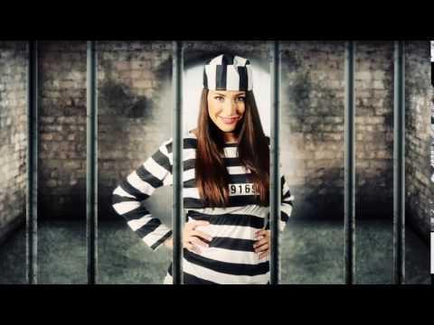 Ref 80196 - Déguisement adulte de prisonnière