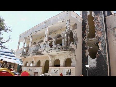 Somalia: Blutiger Terror-Angriff auf Hotel nach 10 St ...