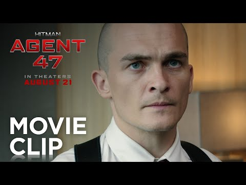 Hitman: Agent 47 (Clip 'Hotel Fight')